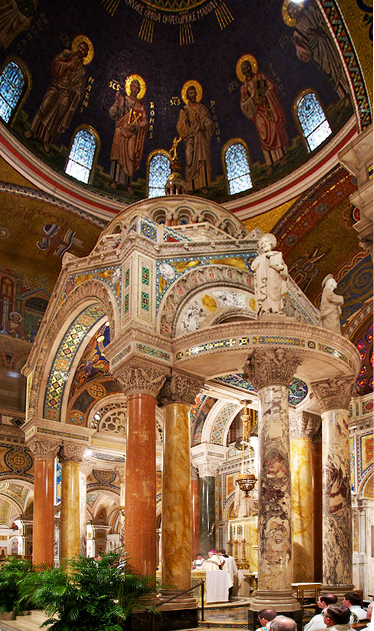 Cathedral Basilica of Saint-Louis