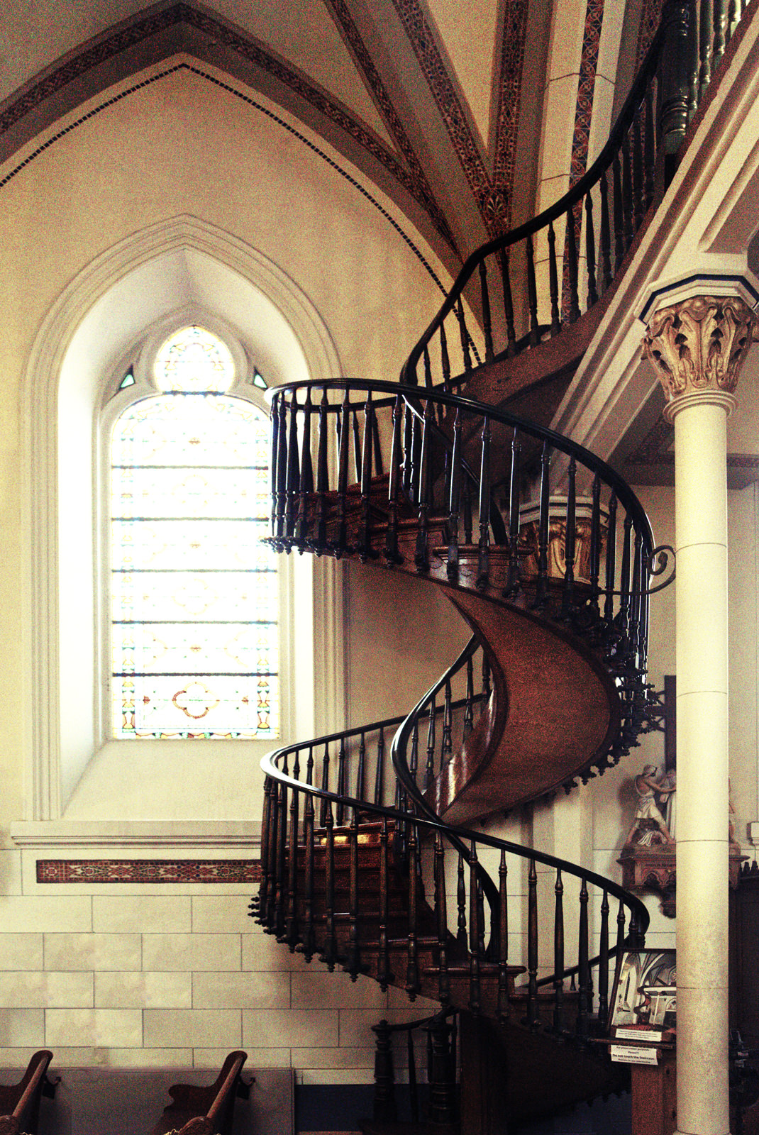 Miraculous Staircase at Loretto