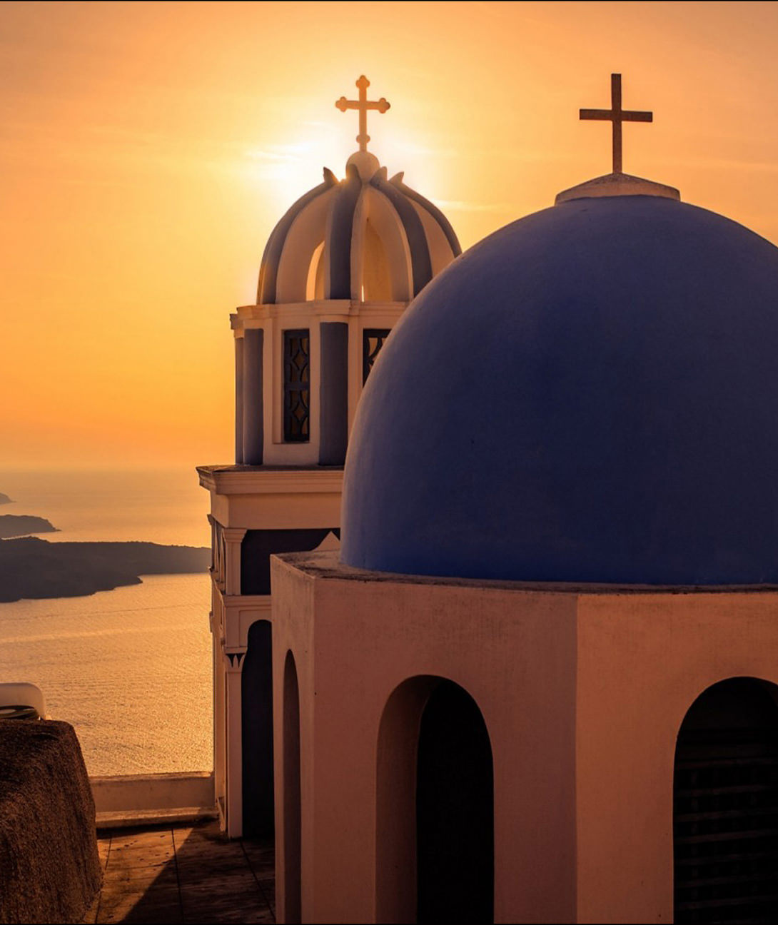 Santorini Cathedral