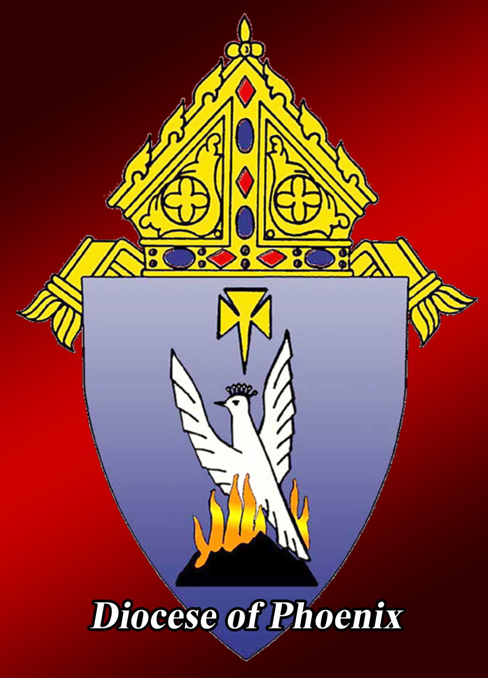 Diocese of Phoenix Logo